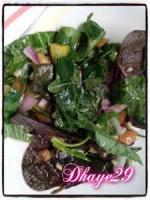 Vegetables - Tomato -  Swamp Salad
