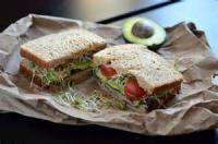 Vegetarian - Sandwich -  Portobello Mushroom Sandwiches