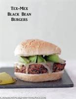 Vegetarian - Tex-mex Veggie Burgers