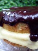 Pies - Chocolate -  Chocolate Boston Cream Pie