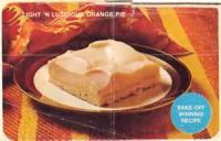 Pies - Coconut -  Coconut Cream Pie With Pat N Pan Crust