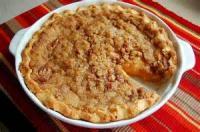 Pies - Georgia Peach And Praline Pie