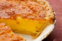 Pies - Lemon Chess Pie