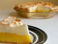 Pies - Lemon Meringue Pie By Pat T