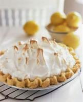 Pies - Meringue -  Meringue Topping