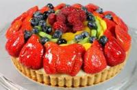 Pies - Mixed Fruit -  Fluffy Fruit Pie