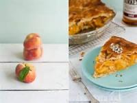 Pies - Peachy Caramel Pie