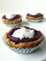 Pies - Blueberry -  No-bake Blueberry Pie
