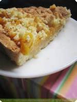 Pies - Coconut Peach Crumble Pie