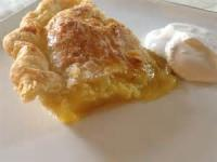 Pies - Double Crust Lemon Pie