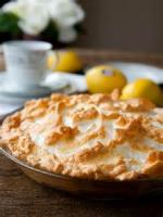 Pies - Lemon -  Quick And Creamy Lemon Meringue Pie