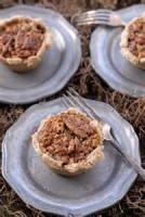 Pies - Pecan Pie With Spiced Cream