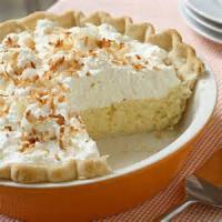 Pies - Best Ever Coconut Cream Pie