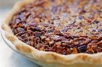 Pies - Bourbon And Chocolate Pecan Pie