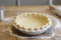 Pies - Crust -  Meringue Crust