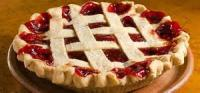 Pies - Cherry -  Baked Fresh Cherry Pie