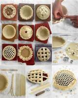 Pies - Crust -  Pie Crust By Beck