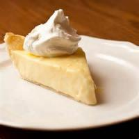 Pies - Lemon -  Sour Cream Lemon Meringue Pie