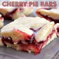 Pies - Cherry -  Cherry Almond Pie