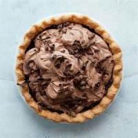 Pies - Chocolate -  Creamy Chocolate Pie