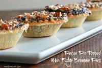 Pies - Fudge Pecan Pie
