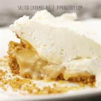 Pies - Caramel Pie