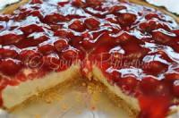 Pies - Cherry Cream Pie
