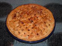 Pies - Cranberry-raisin Pie