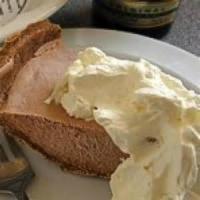 Pies - Cream -  Bailey's Irish Cream Pie