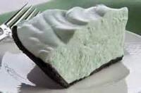 Pies - Grasshopper -  Fluffy Grasshopper Pie