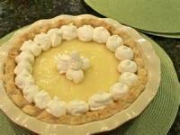 Pies - Lemon Cake Pie
