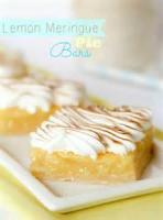 Pies - Lemon Pie Squares