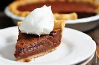 Pies - Chess -  Chocolate Chess Pie