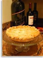 Pies - Double-crust Pineapple  Pie