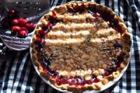 Pies - Cherry Crumb Pie
