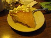 Pies - Golden Pineapple Cheese Tart