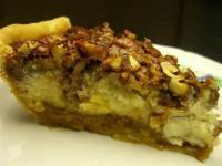 Pies - Pecan -  Cheesecake Pecan Pie