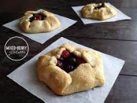 Pies - Blueberry Freeform Pie