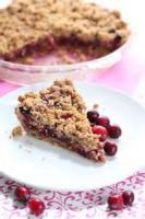 Pies - Cranberry Pie