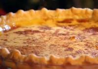Pies - Custard Pie