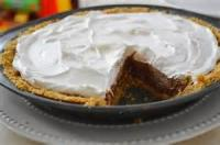 Pies - Double Chocolate Pudding Pie