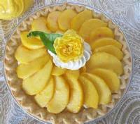 Pies - French Peach Pie