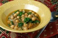 Vegetarian - Stew -  Moroccan-spiced Potato And Chickpea Stew