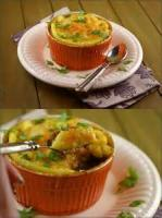 Vegetarian - Stew -  Southwestern Stew On Soft Polenta