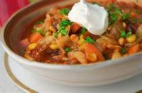 Vegetarian - Stew -   Southwestern Vegetable Stew