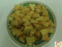 Vegetarian - Yam Masala