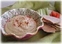 Vegetarian - Oil-free Tofu Hummus