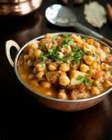 Vegetarian - Indian Chickpea Stew