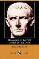 Discourses On The First Decade Of Titus Livius - BOOK I - Chapter V