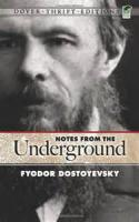 Notes From The Underground - PART I - Chapter I